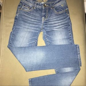 NWOT Girl's Justice Jeans Sz12S